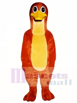 Platypus Duckbill Mascot Costume Animal
