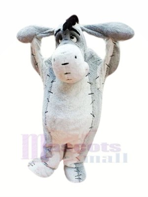 High Quality Eeyore Donkey Mascot Costumes Cartoon