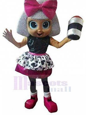 LOL Surprise Doll Giant Diva 1 Mascot Costume
