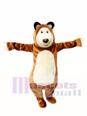 Martha Bear Mascot Costume