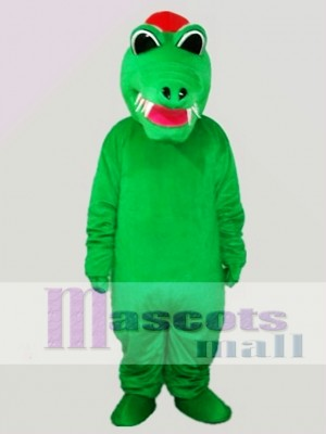 Africa Crocodile Adult Mascot Costume