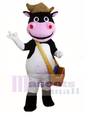 Big Cattle Cow Mascot Costume