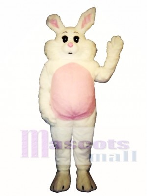 Willy Rabbit Easter Bunny Mascot Costume