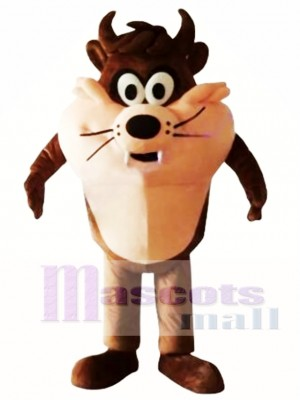 Tasmanian Devil Animal Mascot Costume