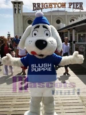 Slush Puppie Dog Mascot Costume