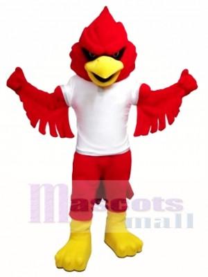 Power Cardinal Mascot Costume