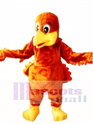 Turkey Mascot Costume Adult Costume
