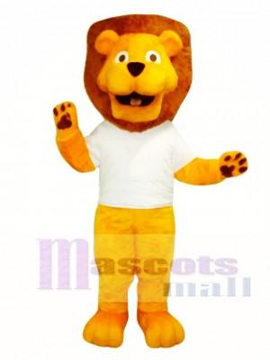 Lovely Lion Mascot Costume