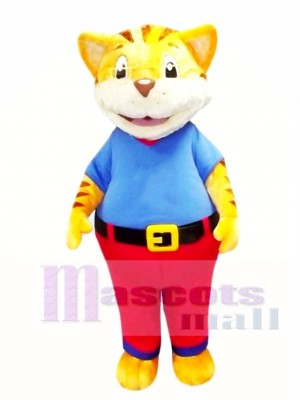 Lebanon Cat Mascot Costume