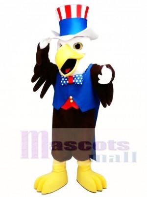 The American Bald Eagle Mascot Costume