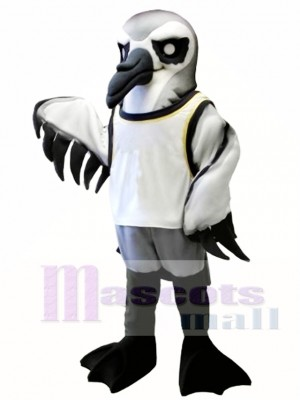 The Stormy Petrel Mascot Costume
