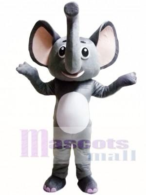 Funny Adult Elephant Mascot Costume