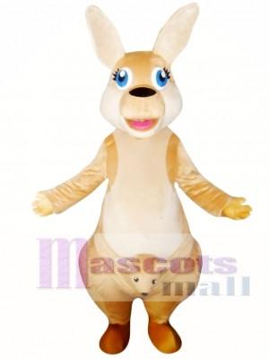 Handmade Kangaroo Mascot Costume