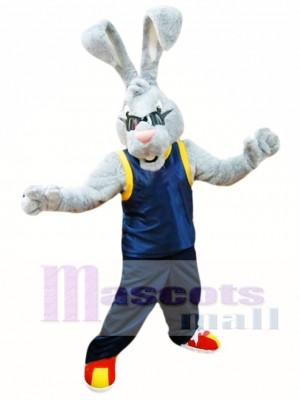 Power Rabbit Mascot Costume