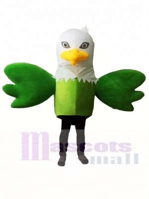 Green Eagle Mascot Costumes