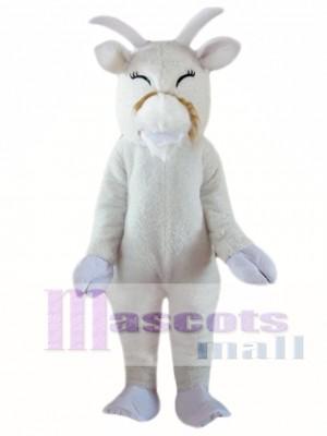 White Goat Mascot Costumes