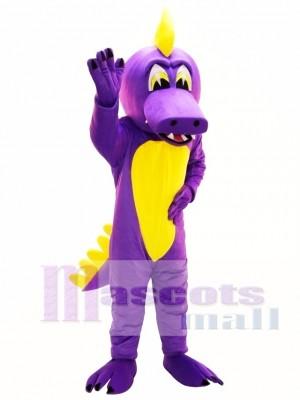Dunkan Dragon Mascot Costume