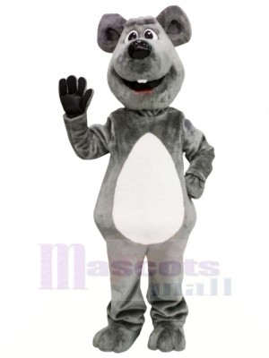 Affable Mouse Mascot Costumes Animal