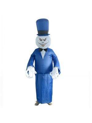 Halloween Ghost Inflatable Costume Halloween Christmas Blow up Suit for Adult