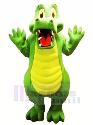 Amazing Quality Alligator Mascot Costumes Animal