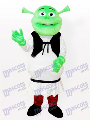 Shrek Adult Mascot Costume
