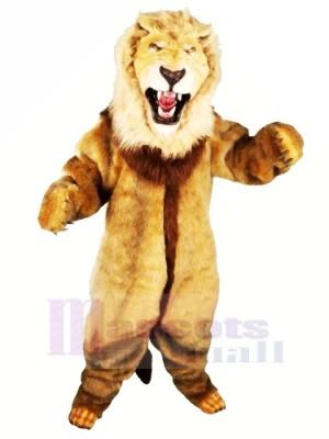 Fierce lion Mascot Costumes Animal