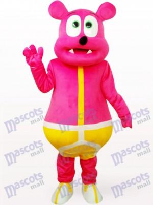 Rose Bear Monster Party Christmas Mascot Costume