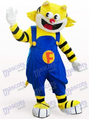F-Cat Animal Adult Mascot Costume