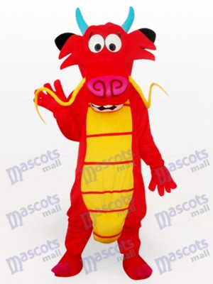 Omelet Dinosaur Animal Adult Mascot Costume