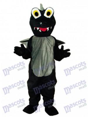 Black Dinosaurs Mascot Adult Costume Animal