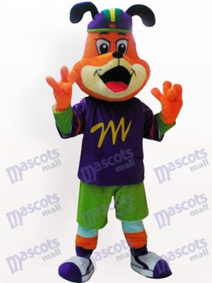 Dog Animal Adult Mascot Costume