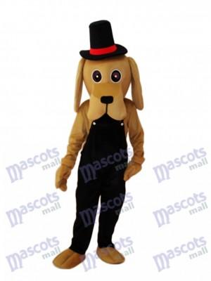 Shar Pei Dog Mascot Adult Costume Animal