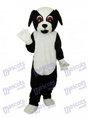 Black Dog Mascot Adult Costume Animal