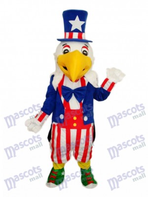 American Eagle Mascot Adult Costume Animal
