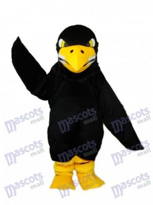 Black Eagle Mascot Adult Costume Animal