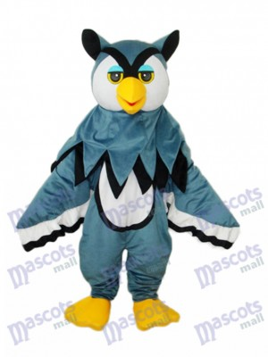 Little Gray Eagle Mascot Adult Costume Animal