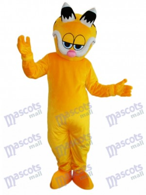 Garfield Mascot Adult Costume