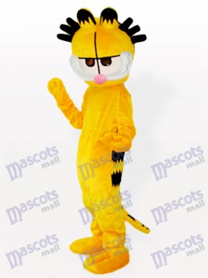 Naughty Garfield Animal Mascot Costume