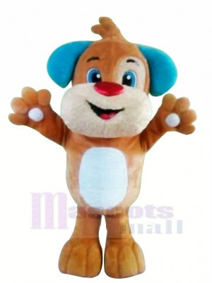 Special Dog Puppy Mascot Costumes Cartoon