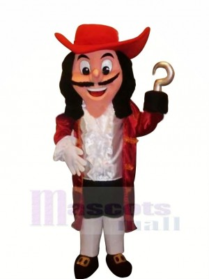 Funny Pirate Captain Mascot Costumes People