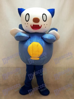 Oshawott Pokemon Pokémon GO Water Type Pocket Monster Sea Otter Mascot Costume