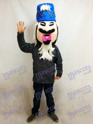 Nutcracker HEAD Mascot Costume King's Head ONLY