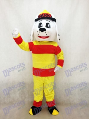 Sparky the Fire Dog Mascot Costume Animal NFPA Mascot Suit