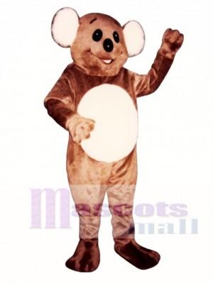 Aussie Koala Bear Mascot Costume