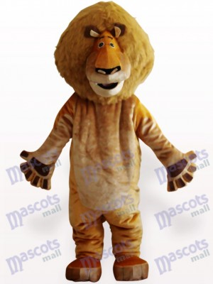 Alex Lion Animal Mascot Costume