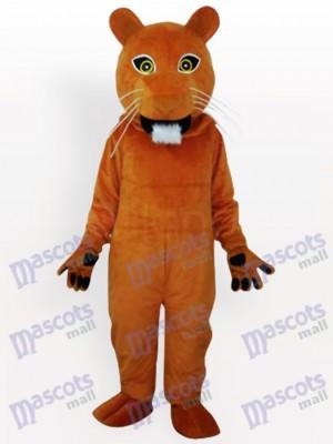 Puma Animal Mascot Costume