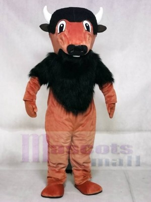 Cute Bison Mascot Costumes Animal