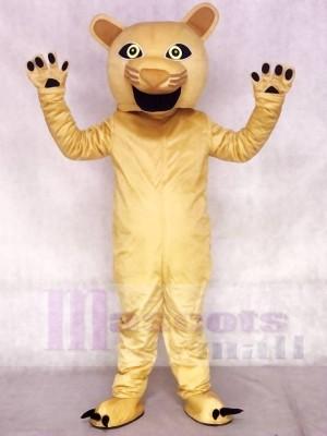 New Cougar Mascot Costume Animal