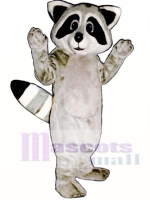 Robbie Raccoon Mascot Costume