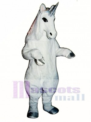 Unicorn Mascot Costume